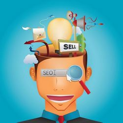 SEO involves a few types and when done right, many people.